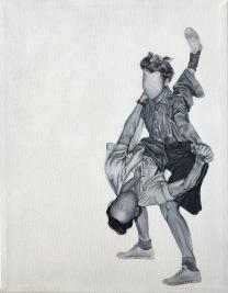 Dancers- Private Collection - Josephine Langbehn