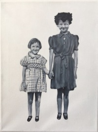 Sisters- Private Collection- Josephine Langbehn
