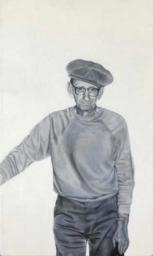 Grandpa Ray- Private Collection -Josephine Langbehn